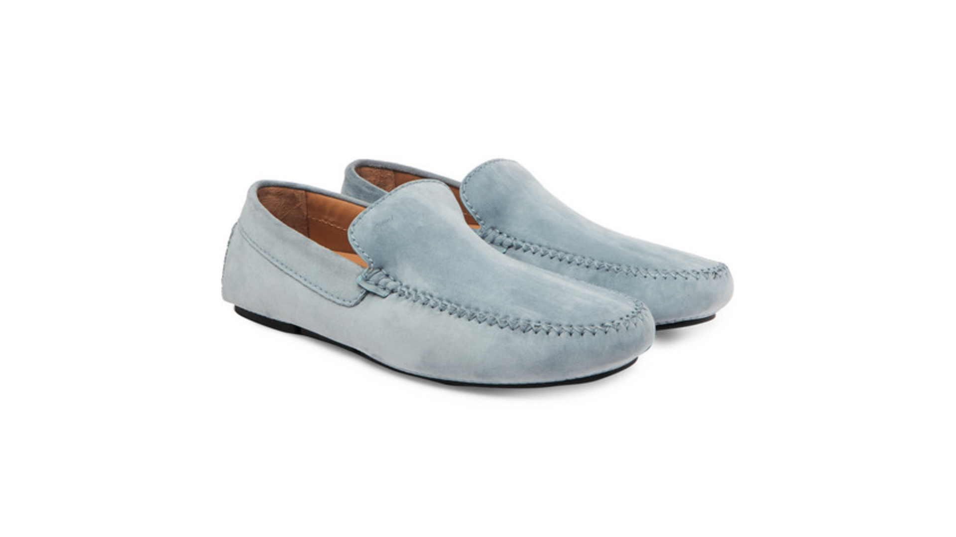 pastel blue brioni men's shoes
