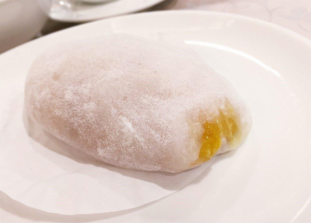 Cheung Chau Island mango mochi