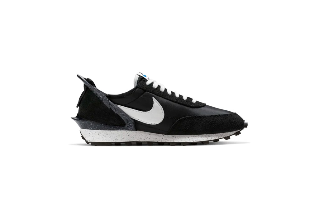 Daybreak-Undercover-Black-Summit-White Fashion Running Shoe