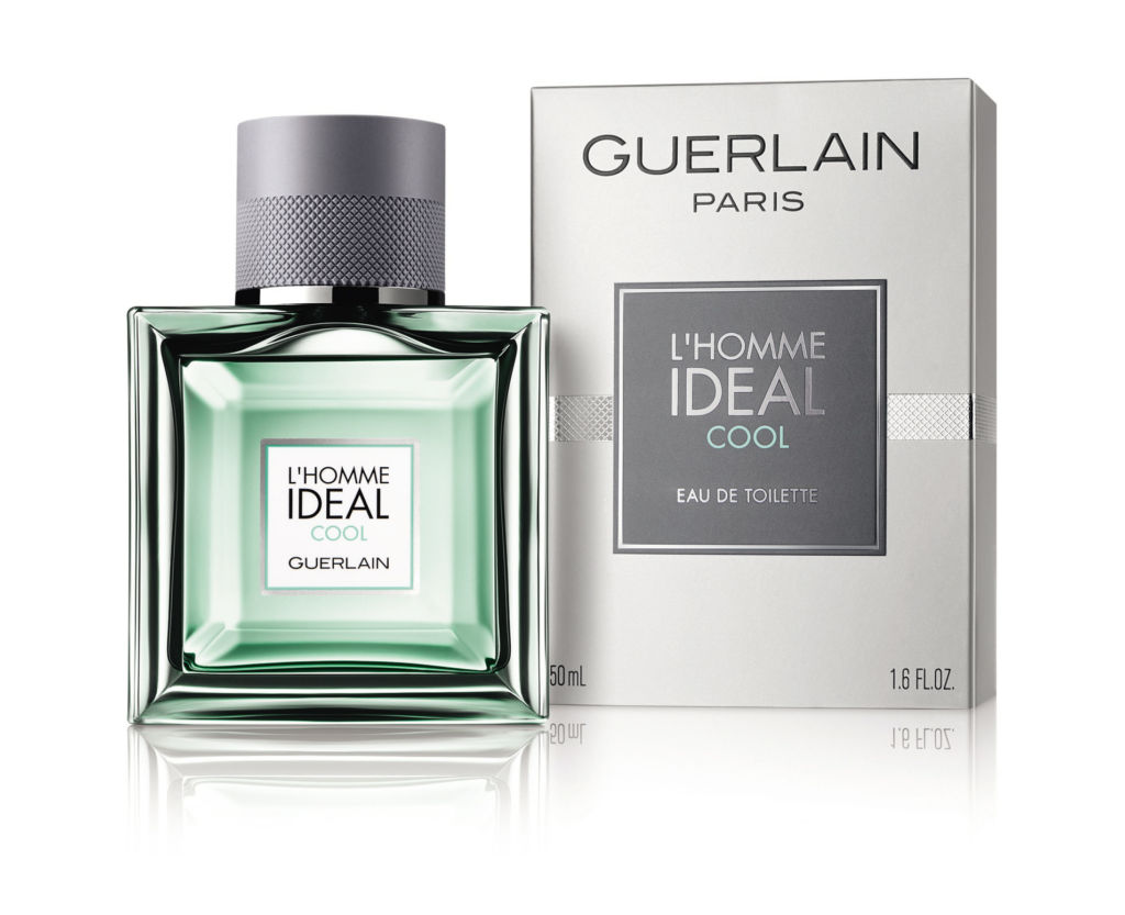 summer scents Guerlain L'HOMME IDEAL COOL