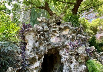 Lou Lim Ieoc Garden Cave