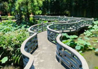 Lou Lim Ieoc Garden Bridge