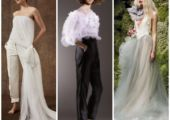 non traditional bridal looks