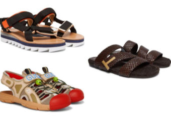 Mandals style men's sandals