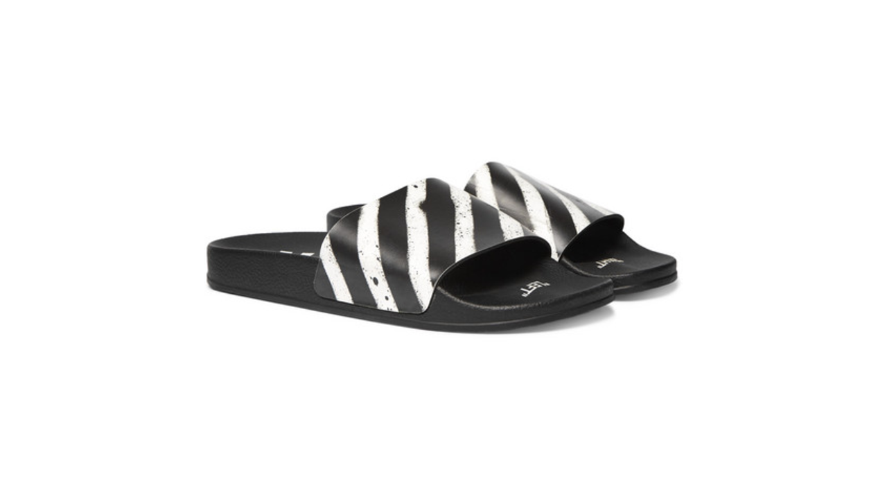 Off White mandals