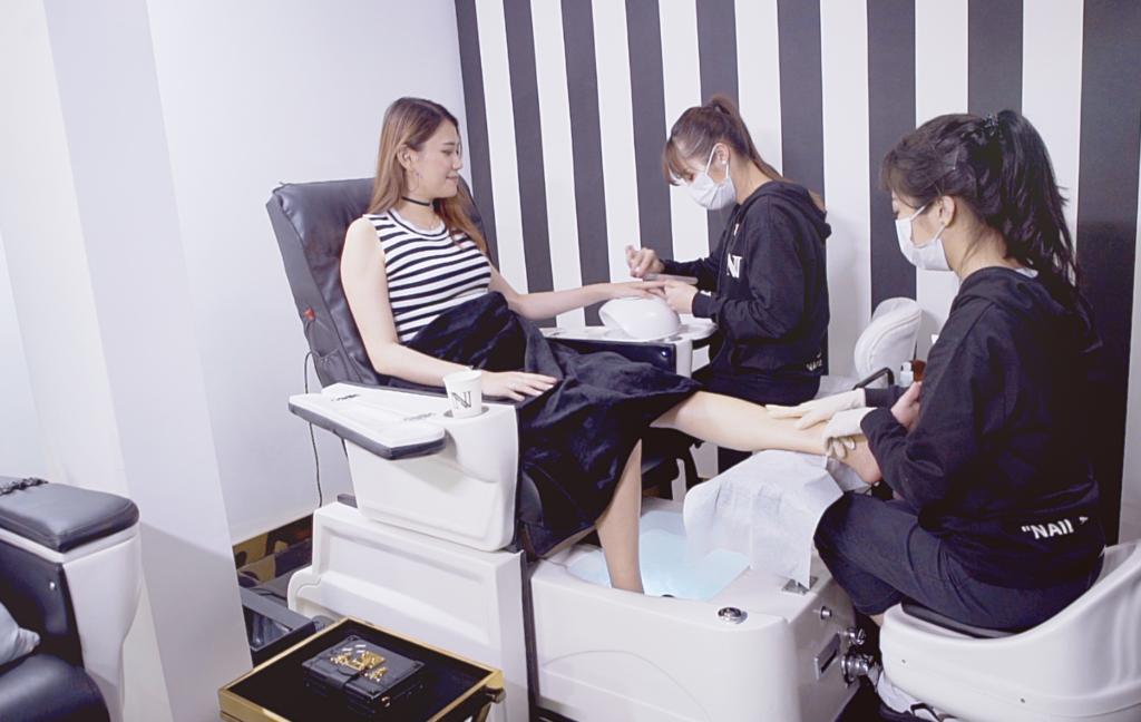 Nailthology Macau Taipa nail salon