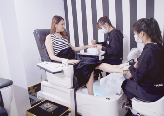 Nailthology Macau Taipa nail salon