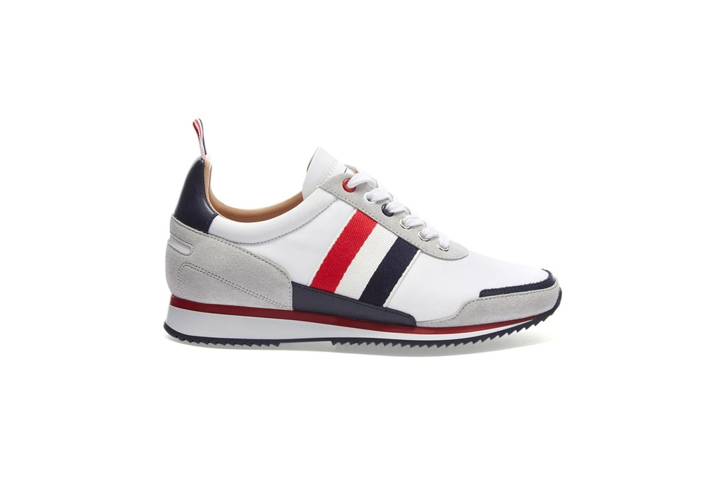 Thom-Browne-Multi-Jogger-Running-Sneaker Fashion Running Shoe
