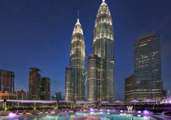 W Kuala Lumpur Marriott Wet Deck