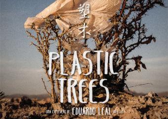 plastic trees poster