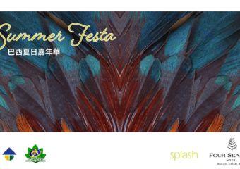 summer festa banner