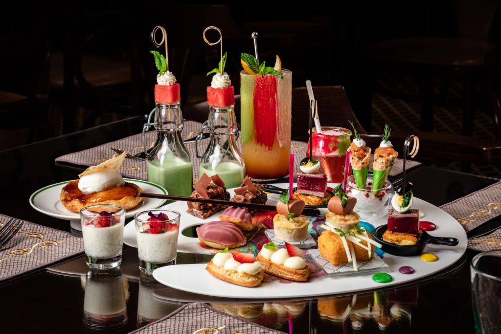 Brasserie – 'A Summer in Montmartre' afternoon tea set 蒙馬特夏季下午茶套餐