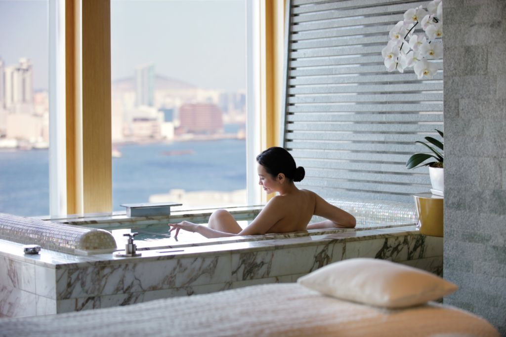 HK Four Seasons spa Wellness guide Hong Kong march