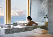 HK Four Seasons spa