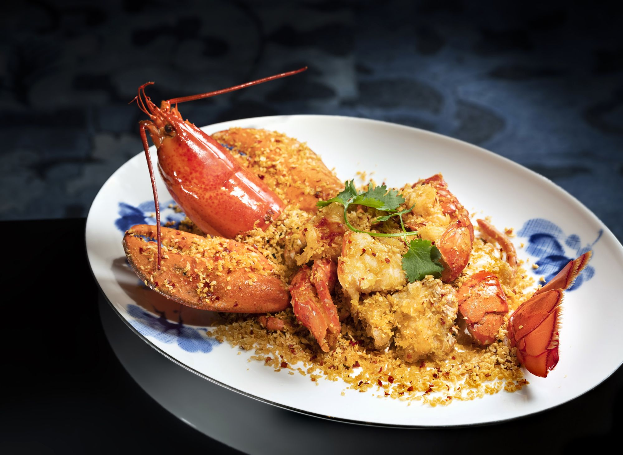 Lai Heen_Wok-fried Boston Lobster