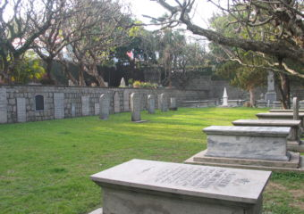 Macau Old Protestant Cemetery