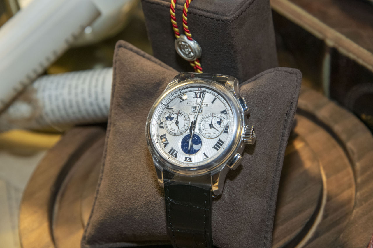 Chopard watch Wristwatches For Every Occasion
