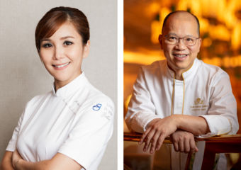Wynn Guest Chef Series- Tate and Wing Lei Palace Chef's Feast