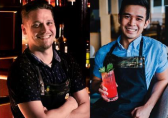 cocktails bartenders wynn guest chef series 2019