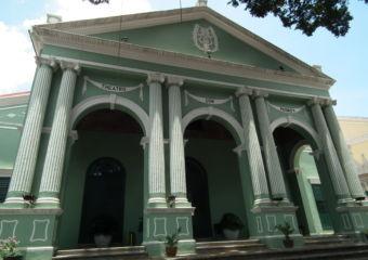 Dom Pedro V Theatre facade