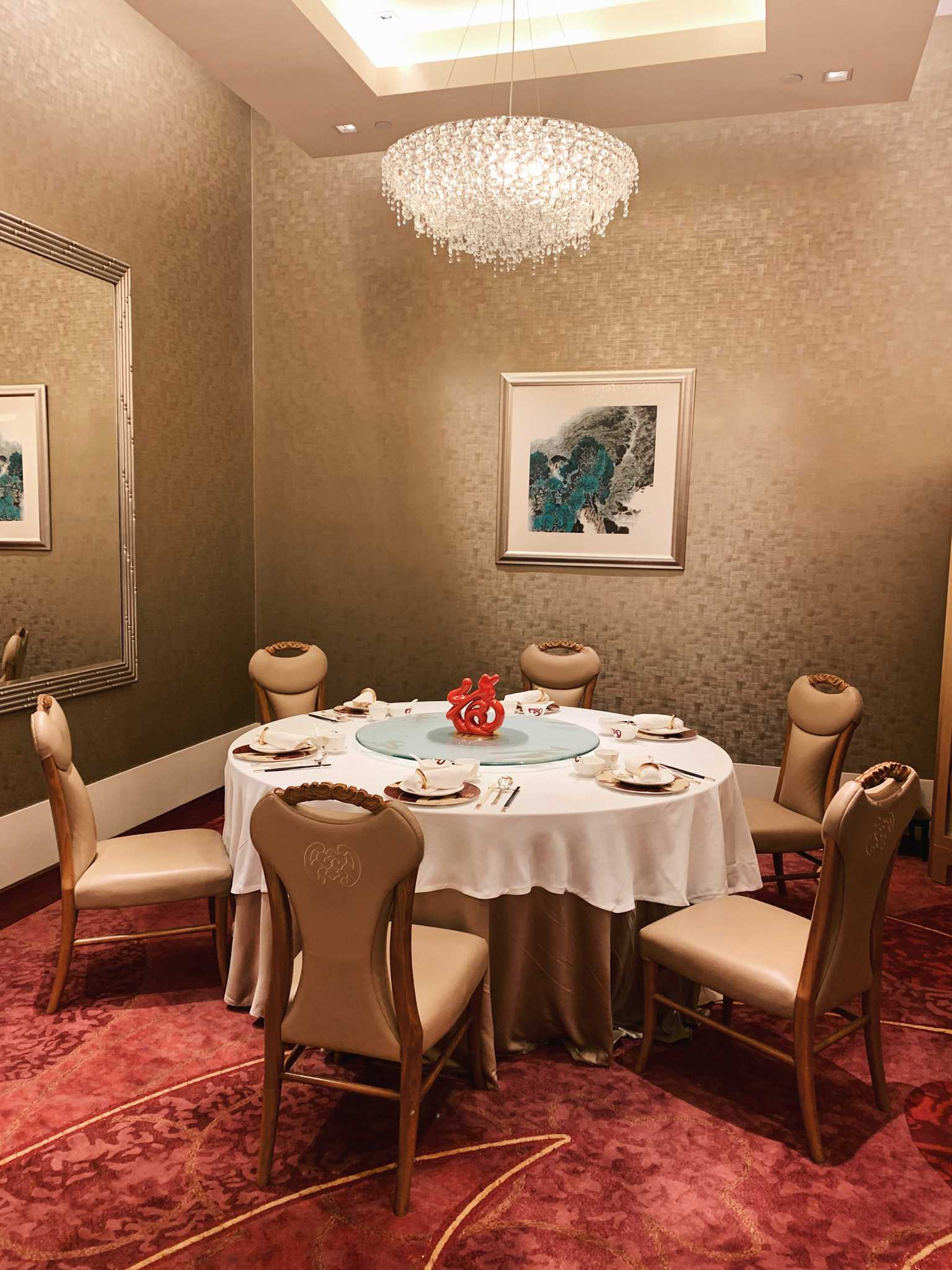 Galaxy Macau Fook Lam Moon private dining room