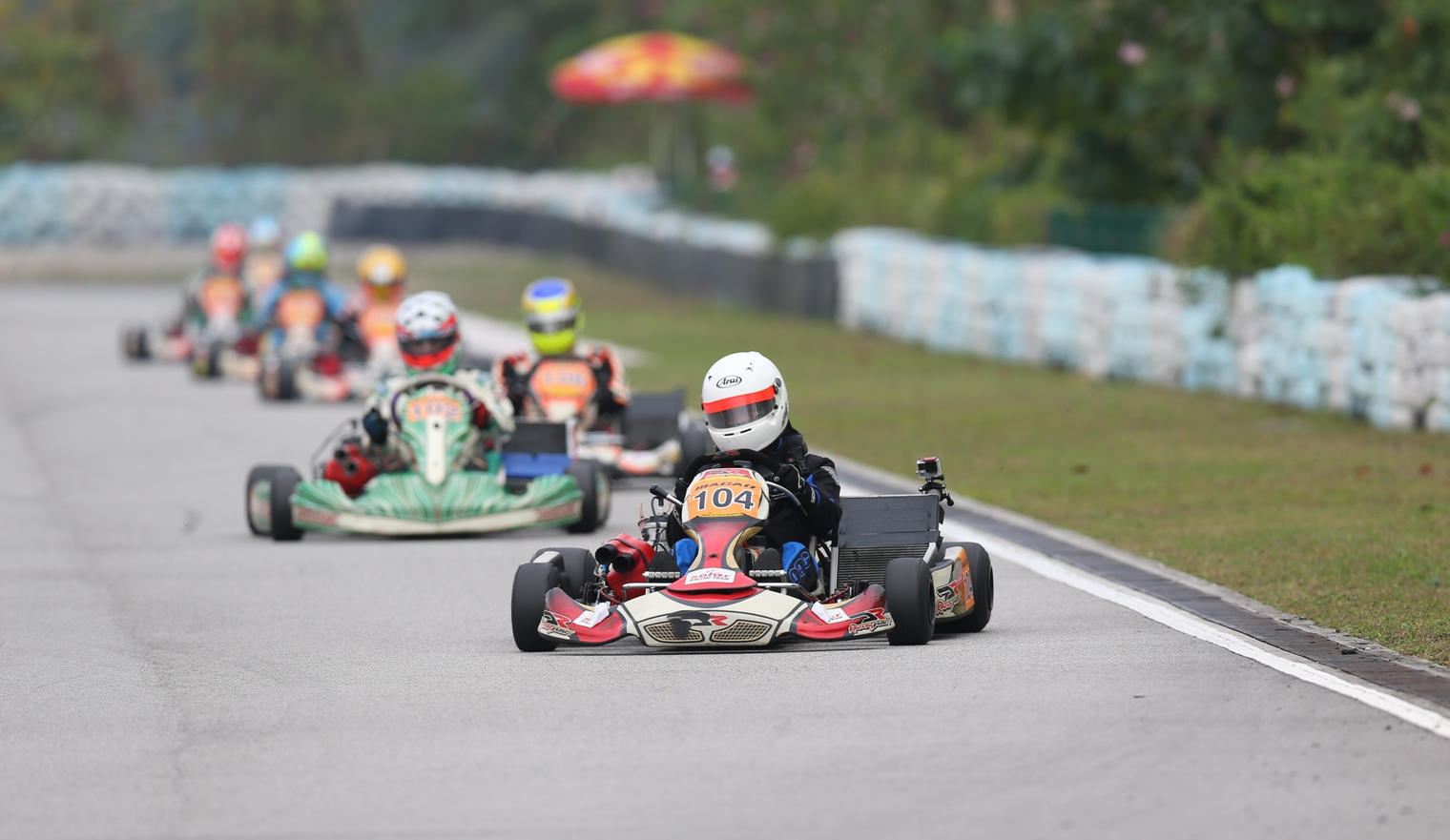 Karting Sports Bureau Macao