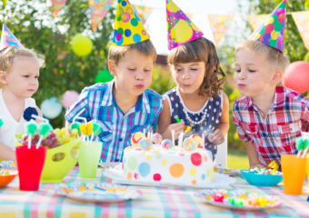 Grand Coloane Resort kids birthday party