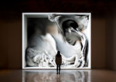 Melting Memories refik anadol art macao wynn palace garden of earthly delights