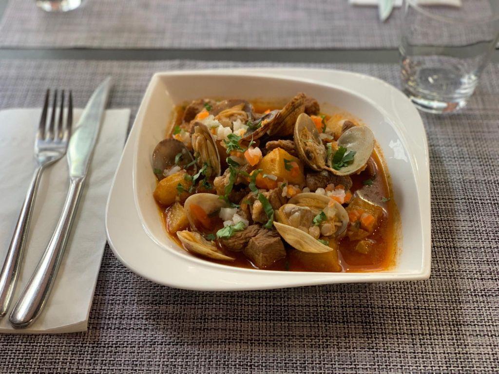 Portuguese-style-pork and clams-Mariazinha restaurant-credits-Mariazinha