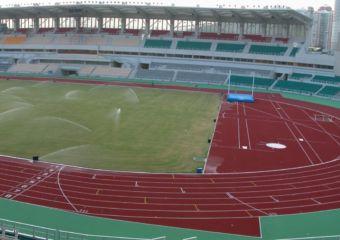 Source. Sports bureau of Macao SAR Government