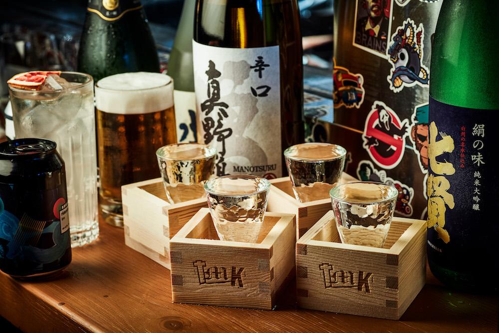 TMK – Sake Experience TMK Hong Kong