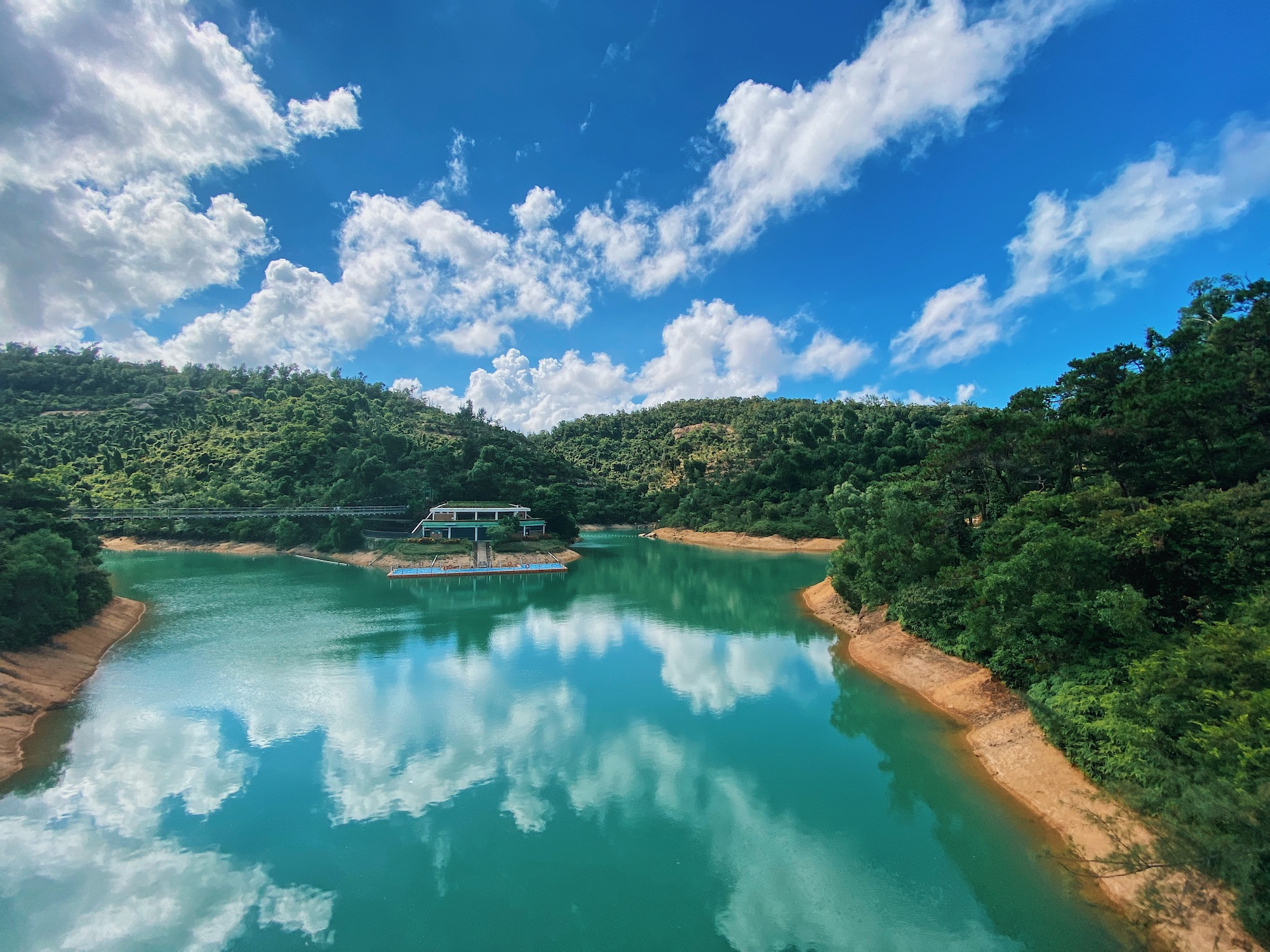 hac sa reservoir park spring outdoor spots Macau