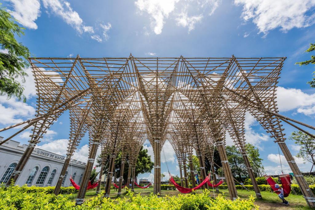 joao o rita machado sanctuary outdoor art installations art macao Macau Lifestyle articles 2019