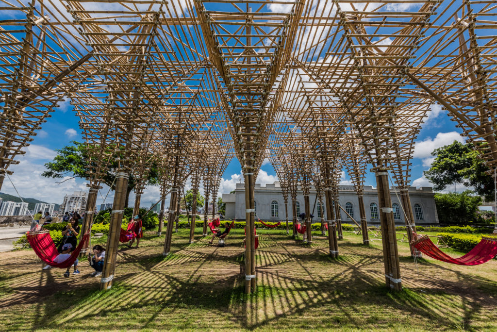joao o rita machado sanctuary outdoor art installations art macao1