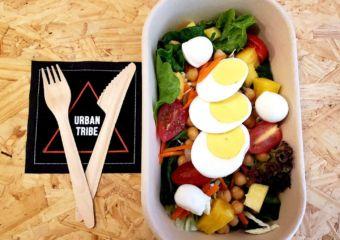 salad urban tribe
