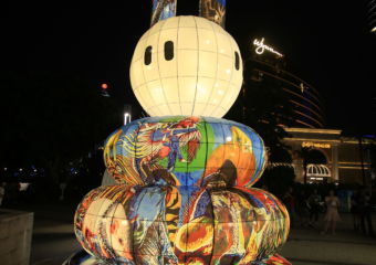 4th Macau Lantern Festival at One Central Vertical