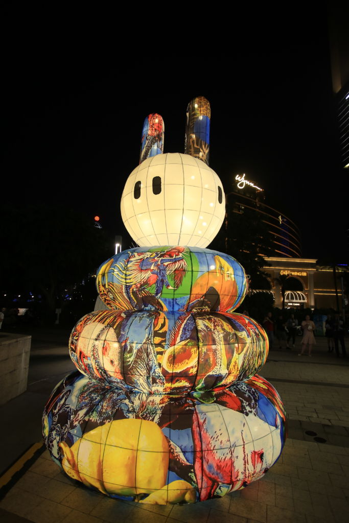 4th Macau Lantern Festival at One Central Vertical