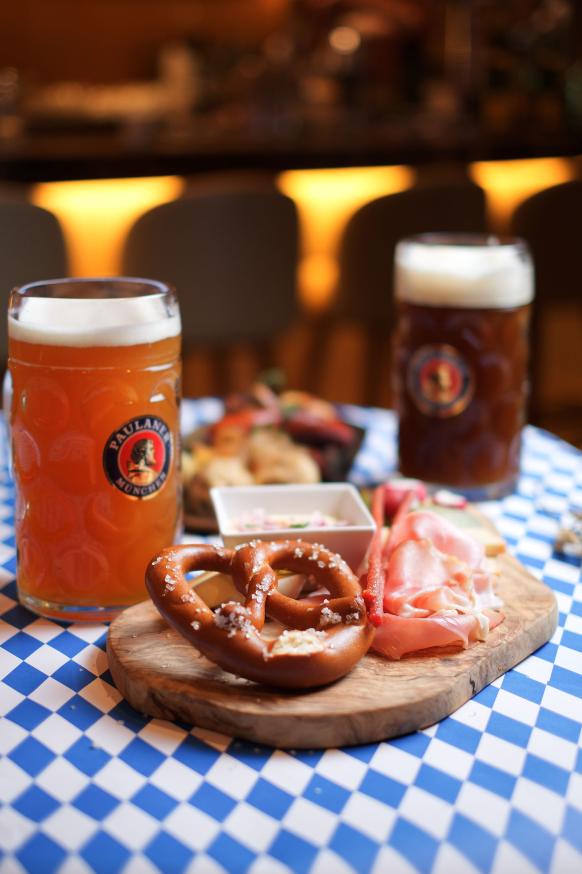 Brotzeit Board German Beer Festival at Palms Café and Bar