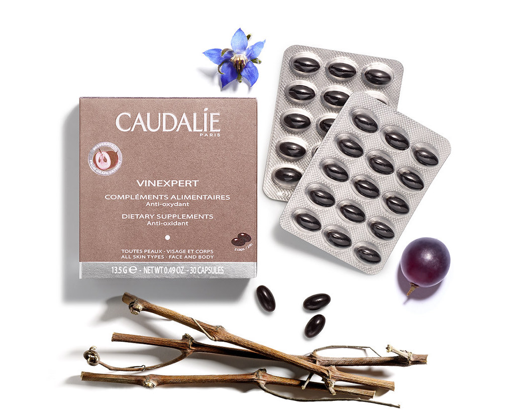 CAUDALIE supplements october beauty buys