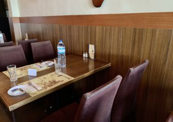 Henris Galley Indoor Tables in the Wall Macau Lifestyle