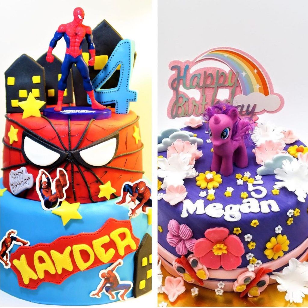 My art sweets birthday cakes