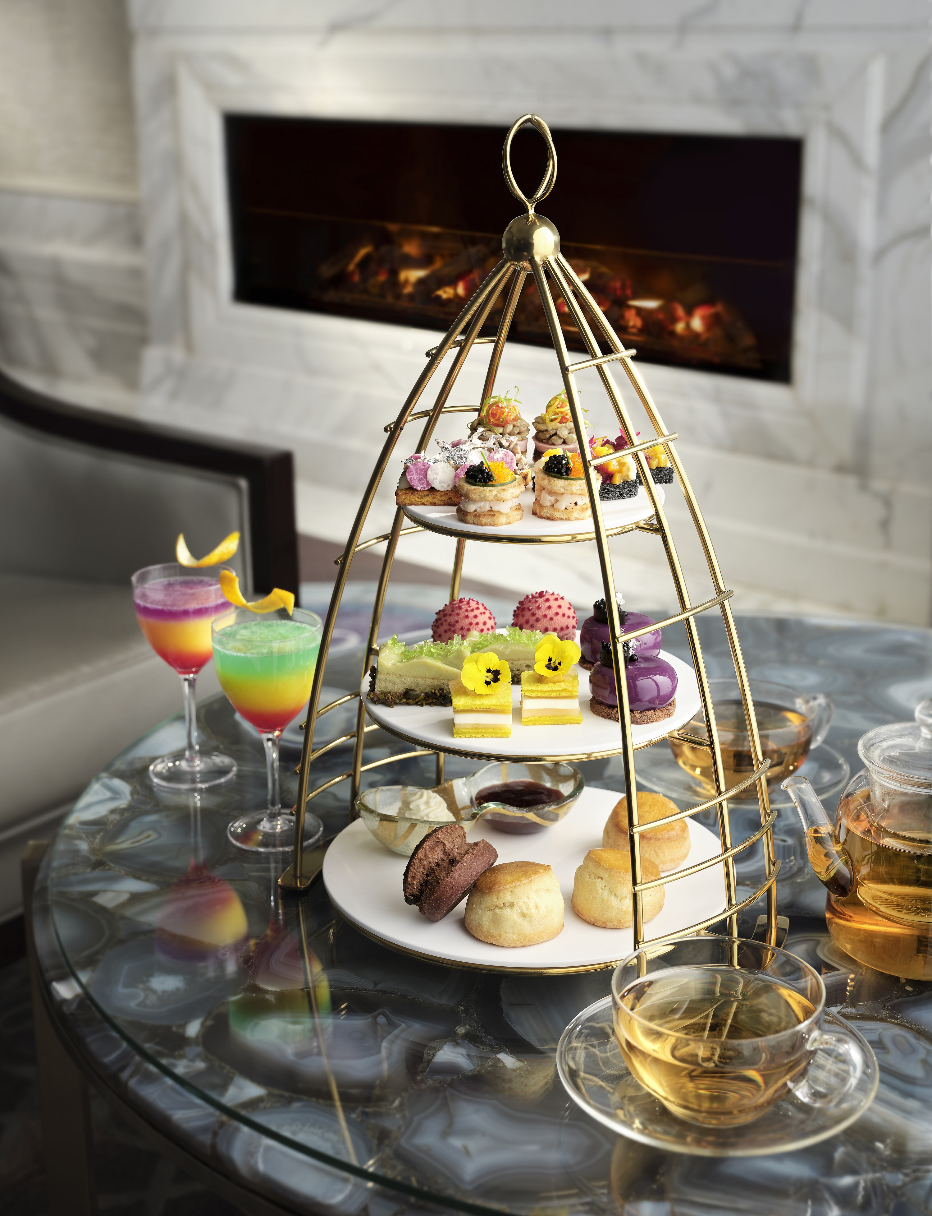 RC Bar & Lounge – The Alluring Palette Afternoon Tea