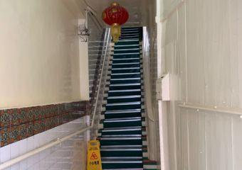 San Va Hotel Staircase