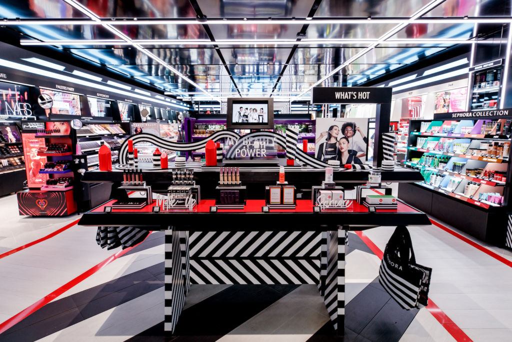 Sephora Flagship Store at ifc mall (11)