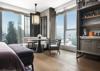 St. Regis Hong Kong, Premier Harbour Room 08
