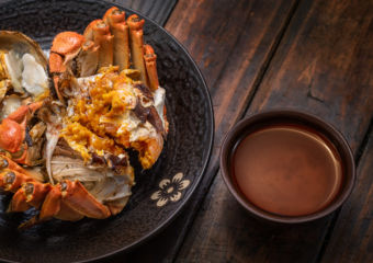 Mistral – Steamed Hairy Crab