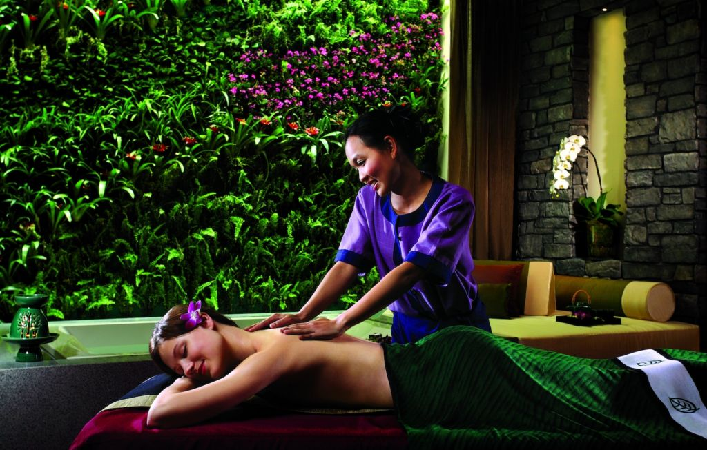 Banyan Tree Spa Macau – Body Massage