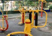 Fitness Sun Yat Sen Park Macau Lifestyle