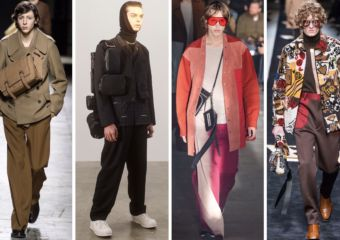 fall/winter menswear 2019
