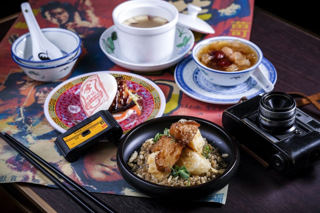 LEE Lo Mei Happy Together Lunch Set